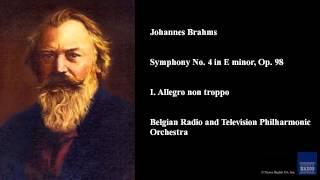 Johannes Brahms, Symphony No. 4 in E minor, Op. 98, I. Allegro non troppo