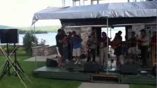 23rd Adirondack Folk Music Festival: Ensemble Finale 8/12/12