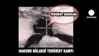 Continua offensiva turca sui ribelli curdi