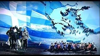 Összecsapásokba torkollott az új befogadóközpontok építése a görög szigeteken