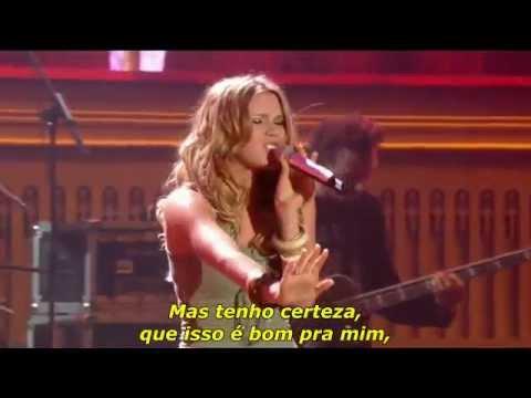 Joss Stone - Right To Be Wrong (Brit Awards) legendado