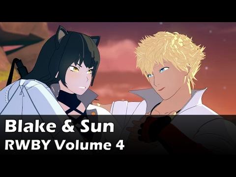 Blake & Sun, Full Storyline - RWBY Volume 4