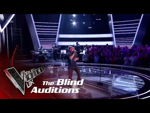 Benn Performs 'Always On The Run': Blind Auditions | The Voice UK 2018