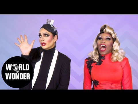 FASHION PHOTO RUVIEW: All Stars 4 Episode 4 with Raja and Asia O'Hara