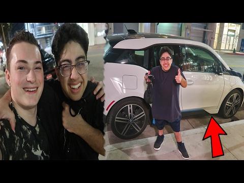 BUYING MY FRIEND HIS DREAM CAR!