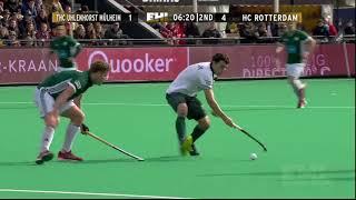 EHL KO8: Rotterdam - Uhlenhorst (13-1)