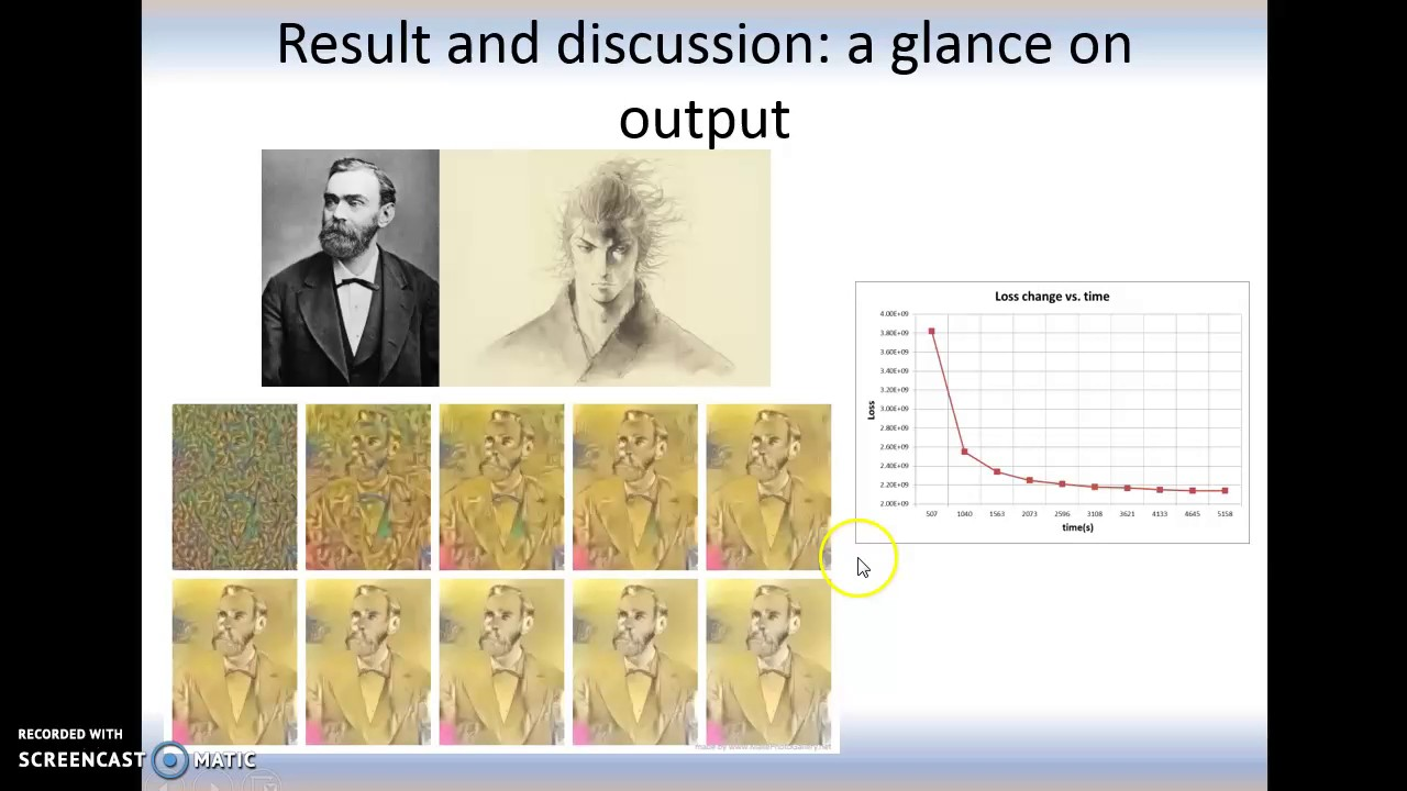 EEL6825 project presentation: Neural anime style transfer
