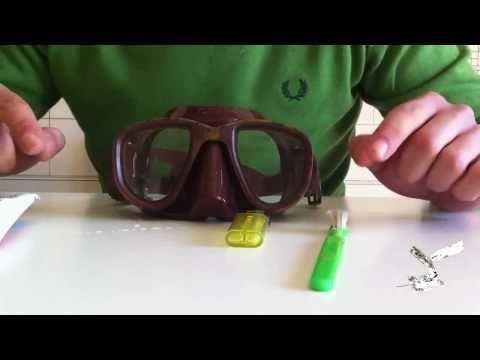 Video Didattici - Metodo antiappannamento maschera Anti fog method desempañar mascara (subs español)