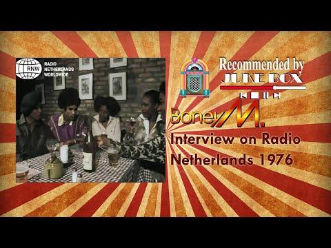 Boney M. Interview Radio Netherlands 1976