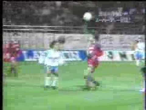 Leonardo Nascimento de Araujo amazing goal