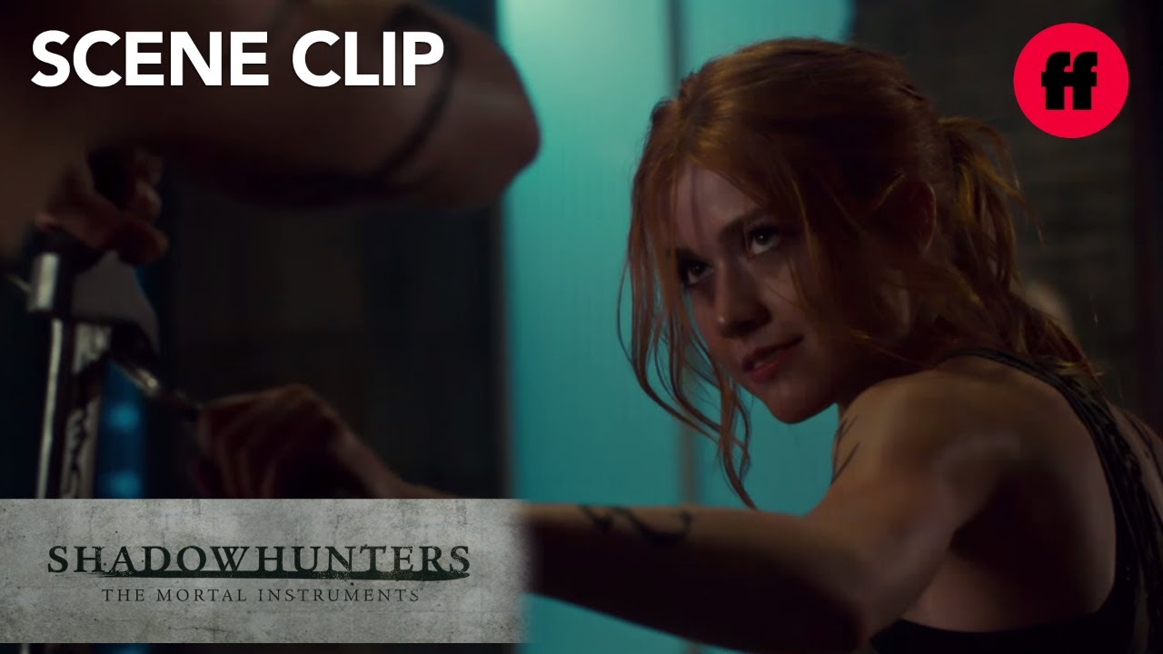 Download Shadowhunters   Season 3, Episode 1: Jace And Clary Spar   Freeform