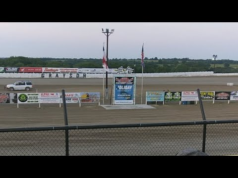 Live At Grayson County Speedway