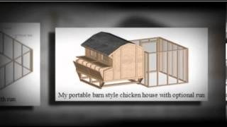 How To Build A Chicken Coop  Building A Chicken Coop Plans Review