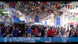 Streetfood Festival Solothurn 2018