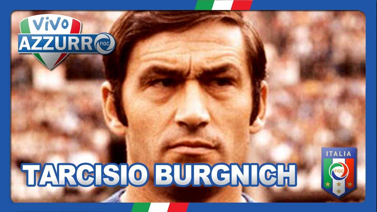 Tarcisio Burgnich Eroi Azzurri