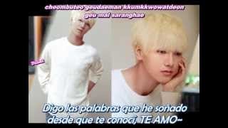 Yesung (Super Junior) - Blind In Love - The King of Dramas OST [Sub Español + ROM]