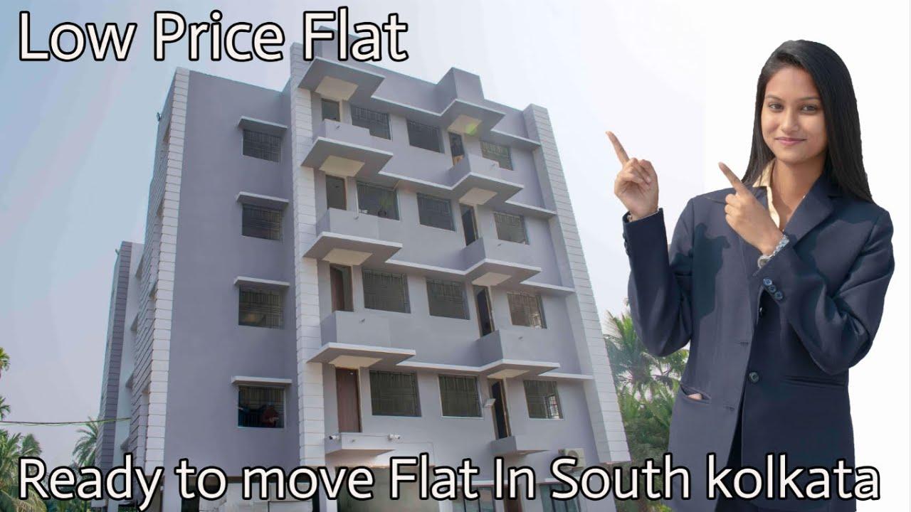 Ready to move Flat In South kolkata Near Joka Metro | Low Price Property In Kolkata | zone Realtors