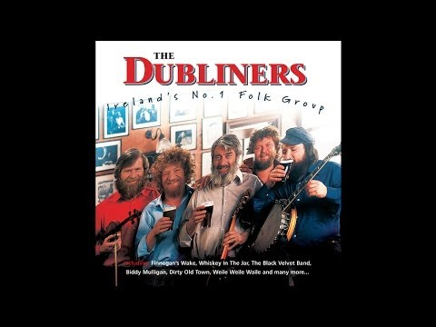 The Dubliners  Biddy Mulligan Audio Stream