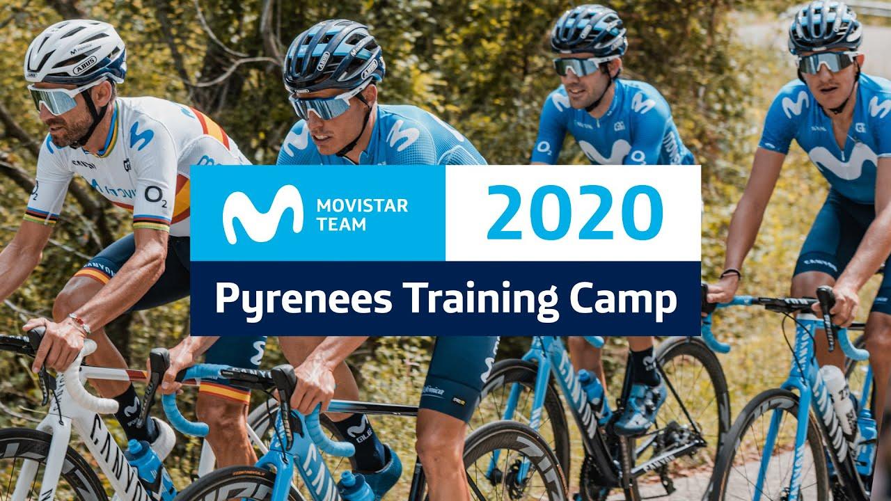 Download Training Camp Pirineos 2020   Movistar Team