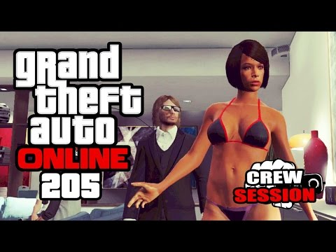 GTA ONLINE #205 - Party im neuen Apartment [HD+] | Let's Play GTA Online