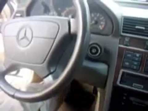 Atlanta ga 1994 mercedes benz c220 ignition problem for Mercedes benz ignition key troubleshooting