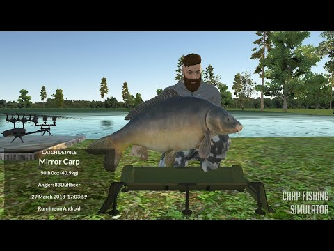 Carp Fishing Simulator The Haven Gameplay 2018