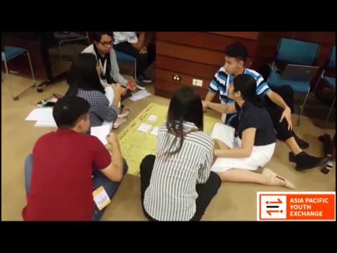 The 5th Asia Pacific Youth Exchange (APYE) Manila - SDG 4 : Quality Education