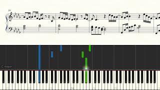 【無料ピアノ楽譜】平井堅「half of me」−ドラマ『黄昏流星群』主題歌