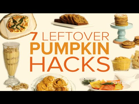 7 Delicious Ways to Use Your Leftover Halloween Pumpkin