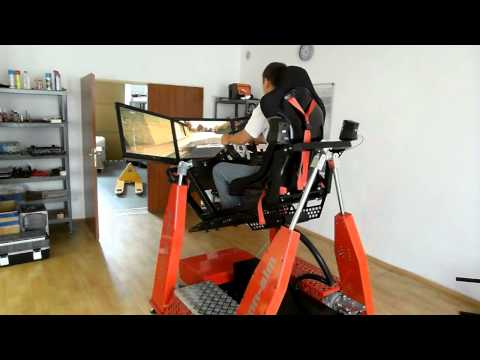 www.motion-sim.cz 4x4 Simulator is released for sale.
