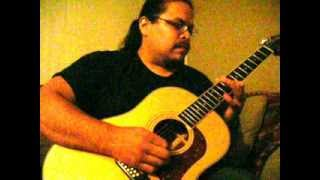 Manowar Courage Acoustic, Guitar Play Along