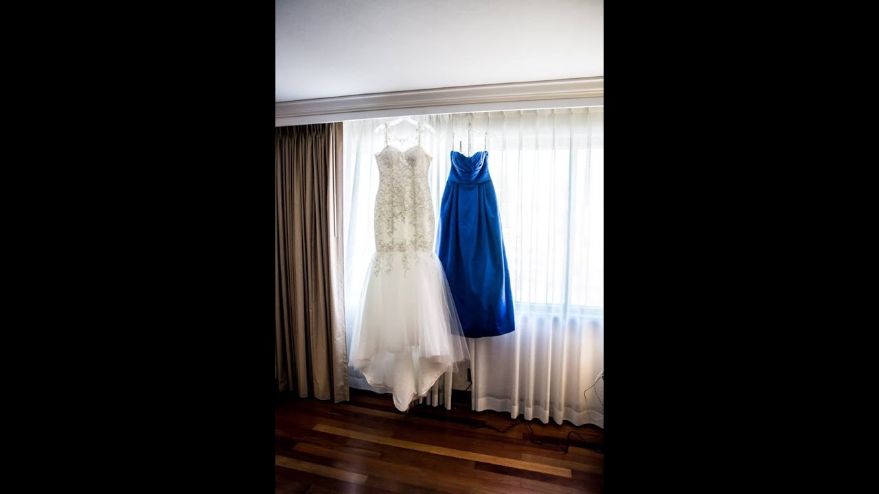 Wedding dress under 300 review youtube for Wedding dresses under 300