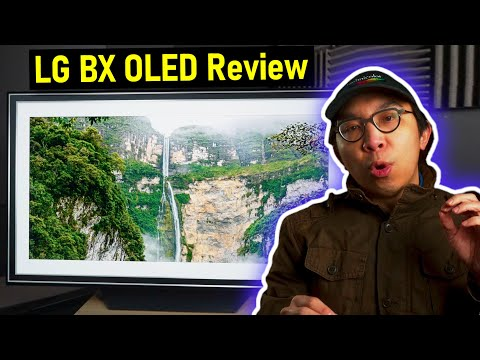 LG BX OLED TV Review - How is Picture Quality vs CX?