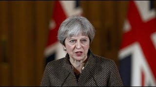 Theresa May addresses Commons after launching Syria airstrikes | ITV News