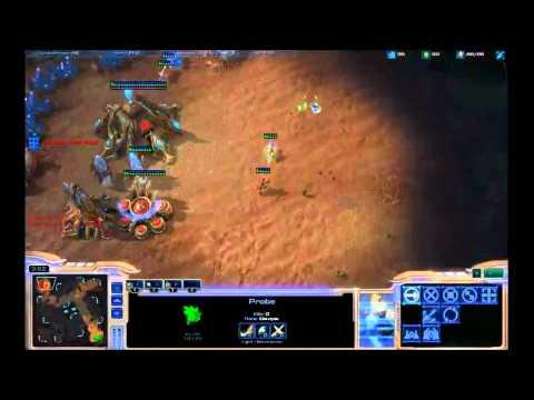 StarCraft 2: CombatEX Live Stream - MindwaveRush [P] vs CombatEX [P]