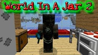 Бутылка С Храмом Зеленых! DLC Выживание в Бутылке 2 №6 (World In a Jar 2)