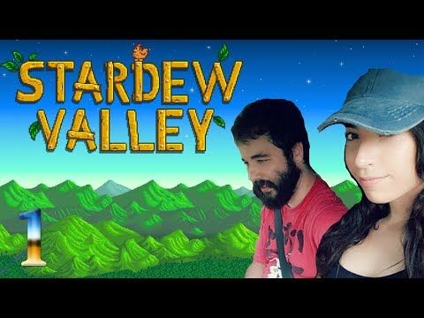Digi & May Do Stardew Valley #1