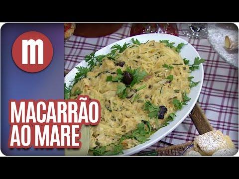 Mulheres - Macarrão Ao Mare (18/03/16)