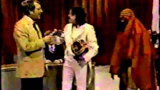 1980 Jimmy Hart vs Jerry Lawler Studio Brawl Dec 13 MEMPHIS WRESTLING