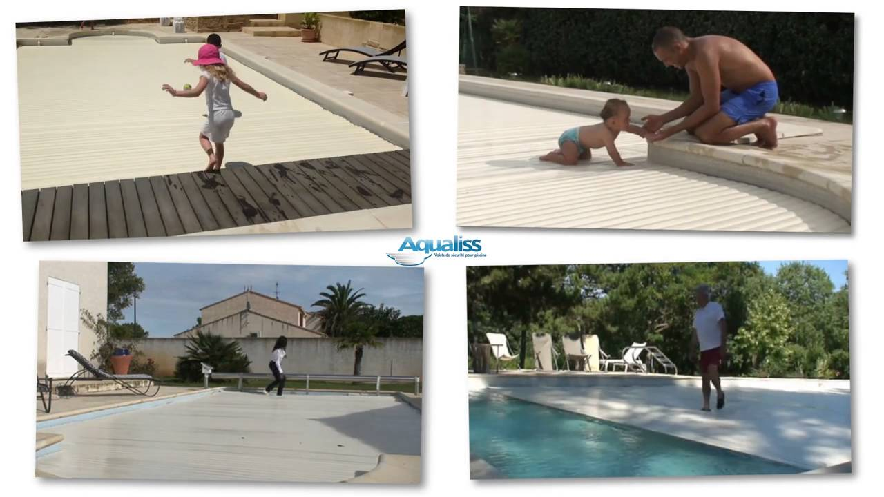 Fabricant volet couverture piscine youtube for Fabricant margelle piscine