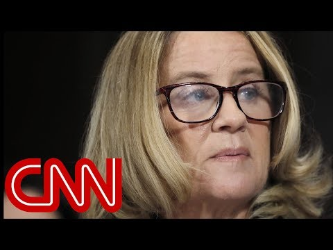 Christine Blasey Ford details the 1982 attack she claims was made by U.S. Supreme Court nominee Brett Kavanaugh to the Senate Judiciary Committee. Kavanaugh has denied the allegation.