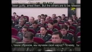 Сапармурат Ниязов Увольняет Генпрокурора Гурбанбиби Атаджанову