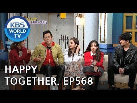 Happy Together I 해피투게더 - Lee Siyoung, Oh Jiho, Jeon Hyebin, Etc [ENG/2019.01.03]