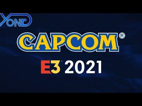 Capcom E3 2021 Showcase Live Reaction With YongYea