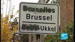 French-speaking Linkebeek in Flanders-Report-EN-FRANCE24