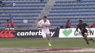 Fiji Vs England,Tokyo Sevens 2015