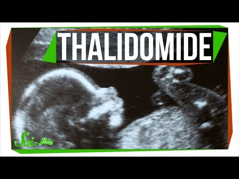 Thalidomide: The Chemistry Mistake That Killed Thousands of Babies