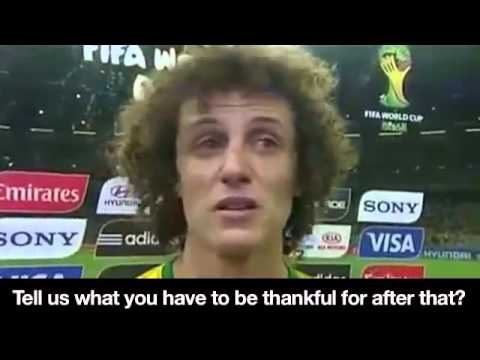 David Luiz  - Thank God PSG Have Not Found My Rece