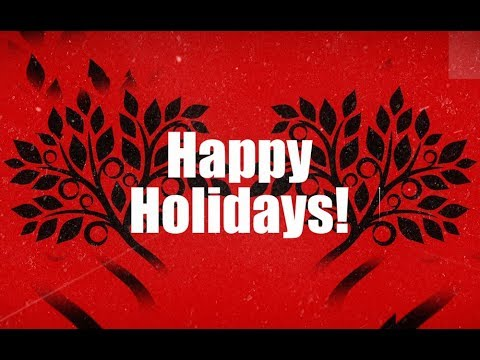 Happy Holidays from UNLV, Division of Educational Outreach!