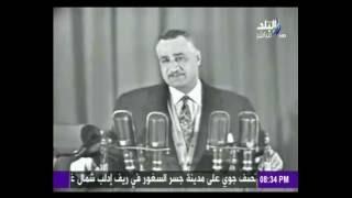 فيديو.. موسى للإخوان: عبد الناصر لبسكم